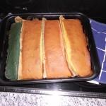 Fertig gebackener Kuchen