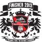 Strongmanrun 2013 Finisher