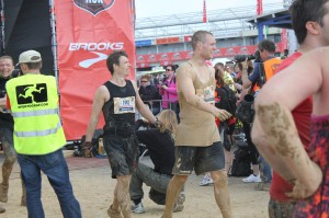 Strongman Run Finish